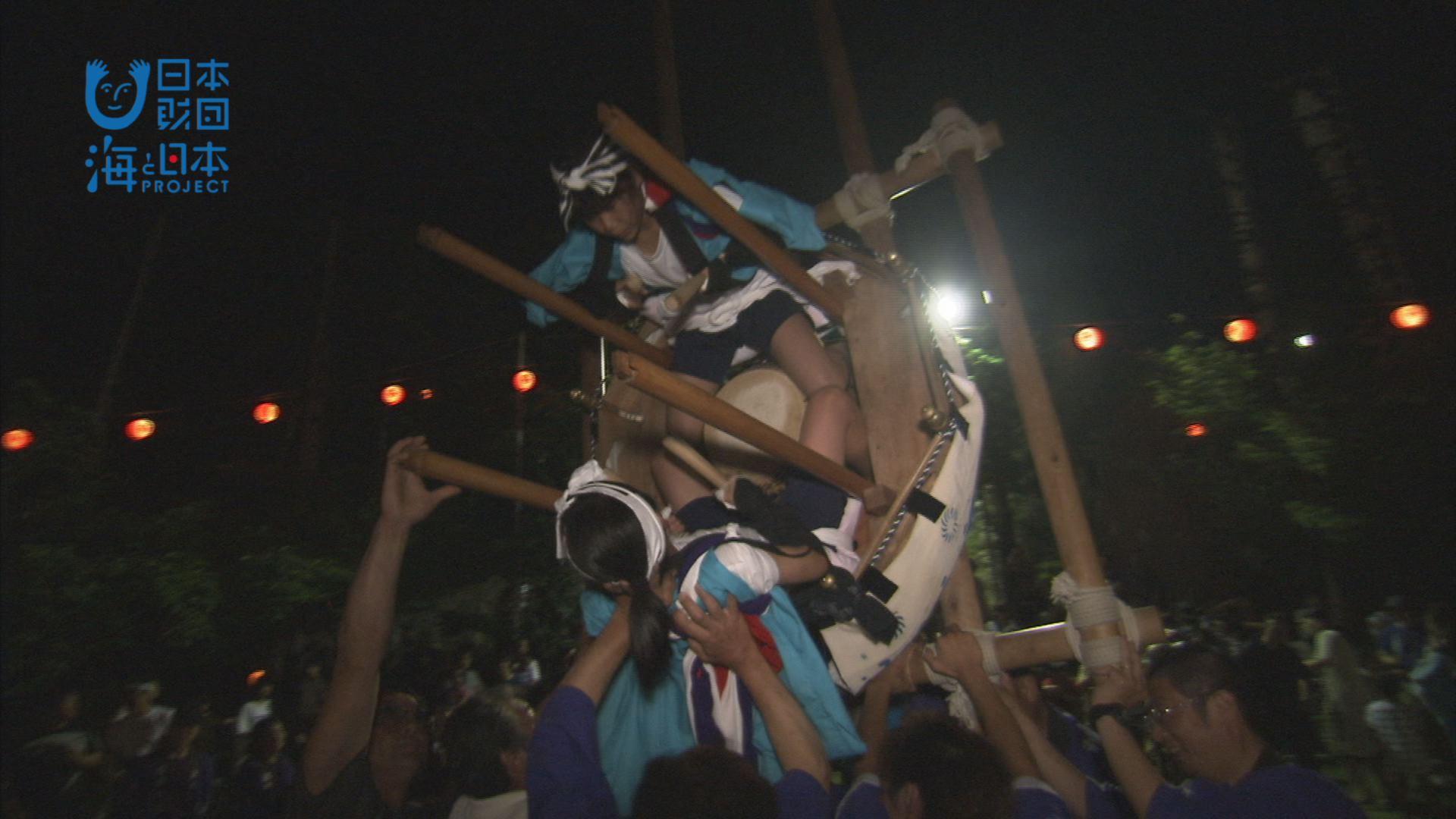 庵治の船祭り2