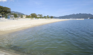 小豆島ビーチ