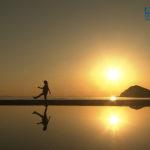 父母ヶ浜観光ポスター 日本財団 海と日本PROJECTinかがわ 2018 #01