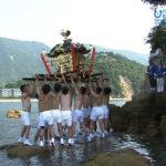 住吉神社夏祭り 海と日本PROJECTinかがわ 2018 #01