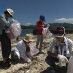海でつながるゴミ拾い 日本財団 海と日本PROJECTinかがわ 2018 #01